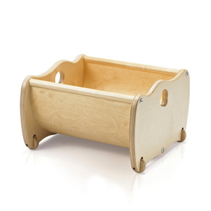 Rolling tub, mobile